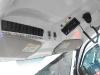 Control de luces y radio de la Ambulancia Tipo II