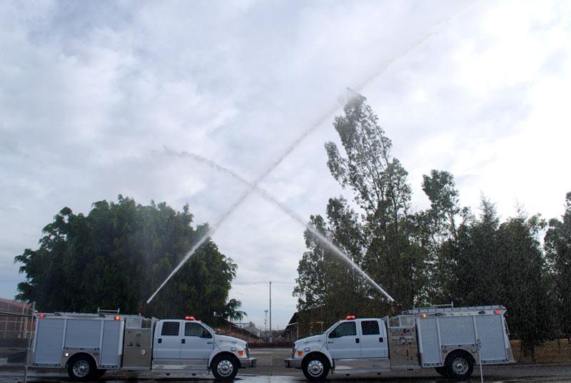 Bomba de agua del Camión Motobomba