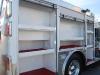 Gavetas laterales del Camión Motobomba