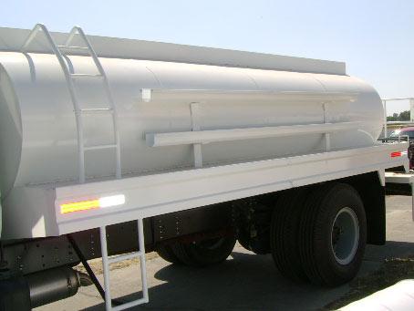 Tanque de agua de la Pipa Forestal